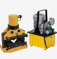 HHJG-100/HHB-630E/TLP 유압앵글절단기  펌프세트