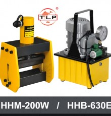 HHM-200W/HHB-630E/TLP 유압절곡기 펌프세트
