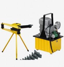 HHW-3F+HHB630E / TLP 유압파이프밴딩기 펌프세트